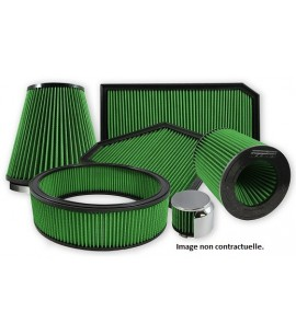 Filtre compétition GREEN Peugeot 307 KIT CAR - GREEN FILTER