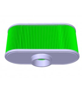 FILTRE 95x170x400 mm H 100 - GREEN FILTER