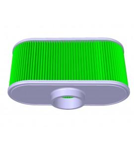 FILTRE 95x170x400 mm H 160 - GREEN FILTER