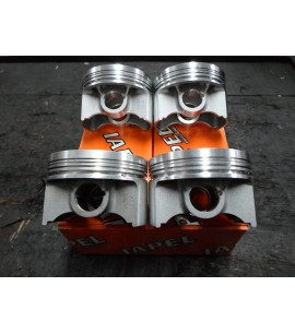 set de pistons HONDA PRELUDE H22 87 mm