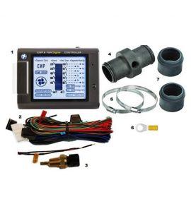 CONTROLEUR LCD POUR POMPE A EAU ELECTRIQUE