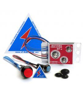 Kit coupe batterie électrique CARTEK GT