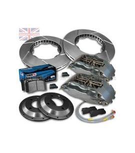 """ALFA ROMEO 155 / 156 3.0L GTV V6 17"""" / KIT FREINS PRO RACE 7"""