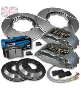 "FIAT 20V 17""/ KIT FREINS COMPBRAKE PRO RACE 7"