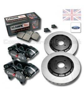"FORD ESCORT MK1/2 (GROUPE 4) 13""/ KIT FREINS COMPBRAKE 4 PISTONS"