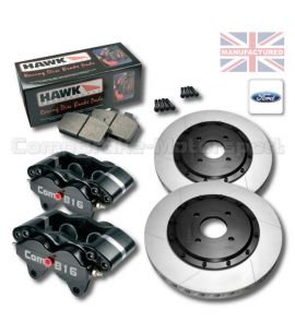 "FORD ESCORT MK1/2 (GROUPE 4) 15""/ KIT FREINS COMPBRAKE 4 PISTONS"