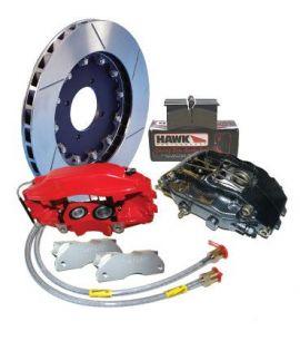VW BORRA/JETTA MK4 / KIT FREINS COMPBRAKE PRO RACE 7 / 4 PISTONS