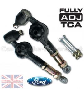 TRIANGLES COMPBRAKE FORD SIERRA MK1&2 + COSWORTH 2 ROUES MOTRICES ET 4 ROUES MOTRICES (1987-90)/REGLABLES AVEC ROTULES ET AXES