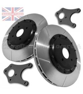 KIT DE CONVERSION DE DISQUES DE FREIN AVANT COMPBRAKE / FORD RS TURBO / 278 mm x 20 mm