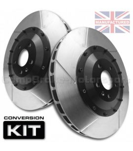 KIT DE CONVERSION DE DISQUES DE AVANT COMPBRAKE / SUBARU TAROX / 326 mm x 26 mm