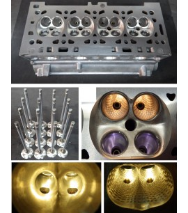 Préparation Culasse 206 EW10J4 / S