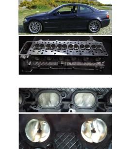 Préparation CULASSE BMW M3 E36 / E46