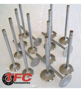 Soupapes TFC - NISSAN VQ35 - échappement - Ø 31 mm