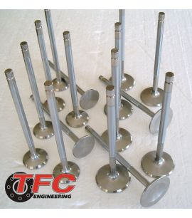 Soupapes TFC - TU5JP4 C2 / 206 1600 16S - admission - 31.30 x 5.98 x 104.60 / STD