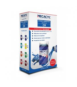 Hyper Lubrifiant Mecacyl - CR 100ml (4 temps) - Bas moteur