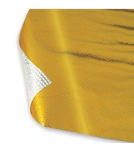 1.20 M2 / écran thermique réflectif autocollant, couleur OR