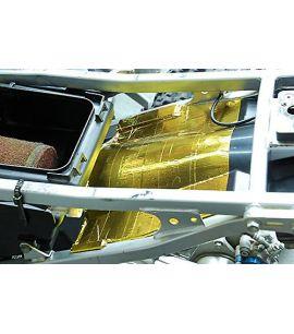 1 M2 / écran thermique réflectif GOLD