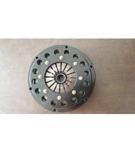 Kit Embrayage TFC - BI-DISQUES 184 mm / PEUGEOT / RENAULT / 21 CANNELURES (disques à patins)