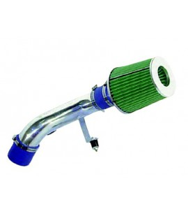 Kit admission directe Peugeot 306 - 1,9L TD (steel air box) with ABS 90CV 66KW - GREEN FILTER
