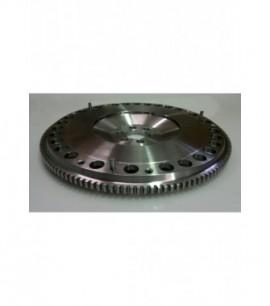 Volant moteur acier allégé TTV RACING Standard BBK - 9,5mm pot