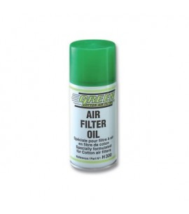 Spray Graisse Green pour Filtre à Air 0.3L - GREEN FILTER