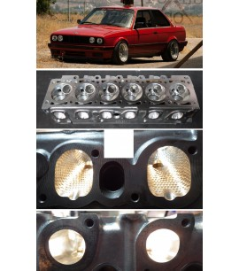 Préparation CULASSE BMW M20 / B23 / B25